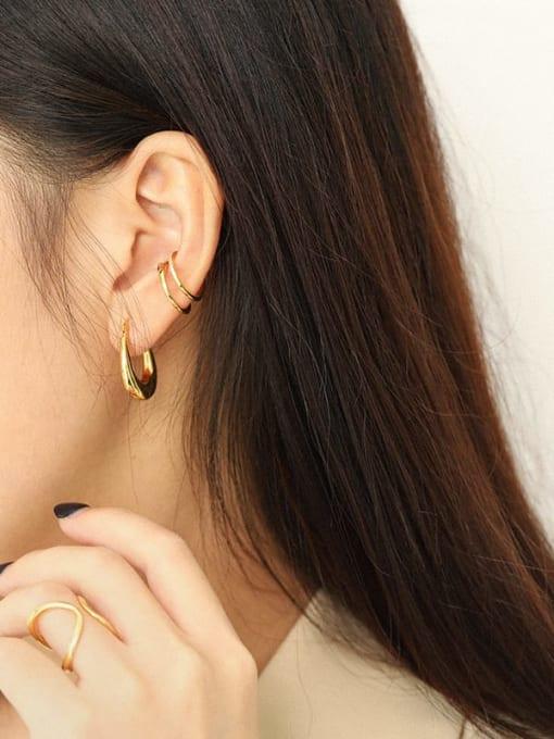 Dak Phoenix 925 Sterling Silver Geometric Vintage Drop Earring 3