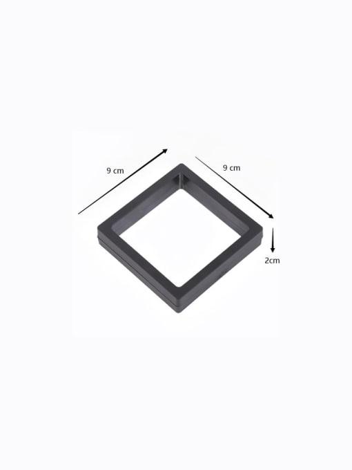 TM Dustproof Suspension Case Transparent Jewelry Box 2