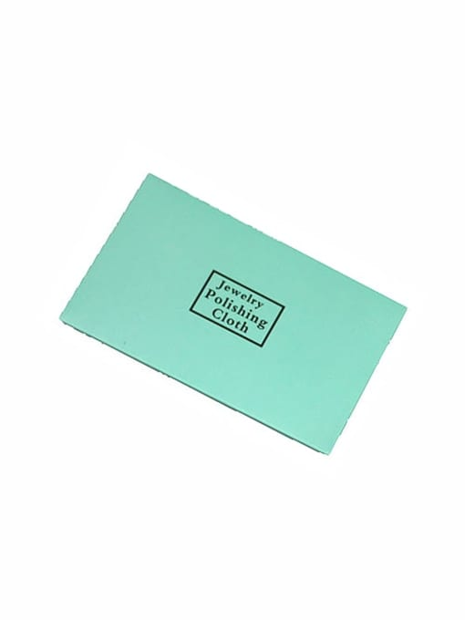 TM Gold and Silver Jewelry Cleaning Polishing Cloth 3