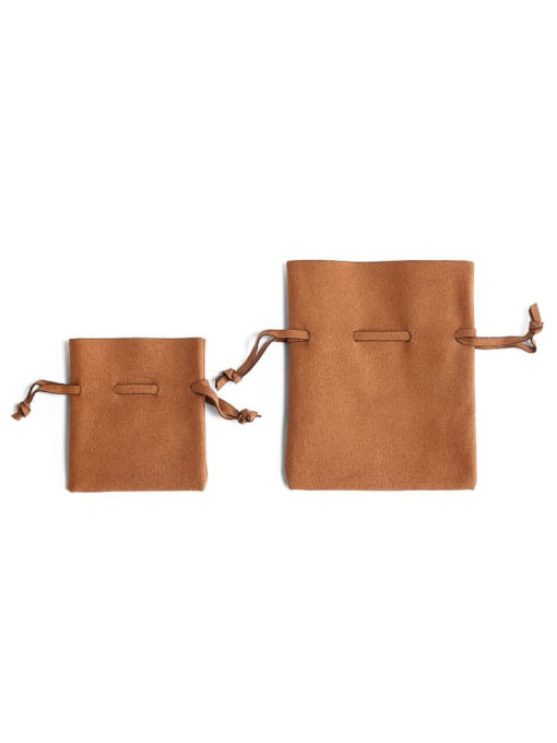 TM Microfiber Flannel Beam Port Velvet Pouches Bag For Earrings,Rings,Necklaces,Bracelets And Brooches 0