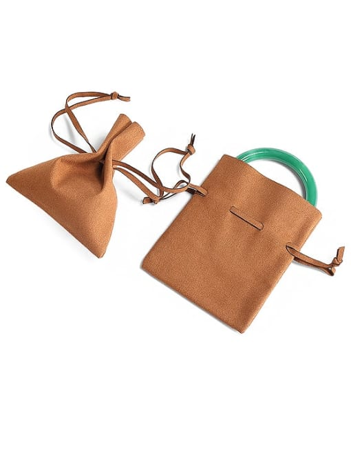 TM Microfiber Flannel Beam Port Velvet Pouches Bag For Earrings,Rings,Necklaces,Bracelets And Brooches 3