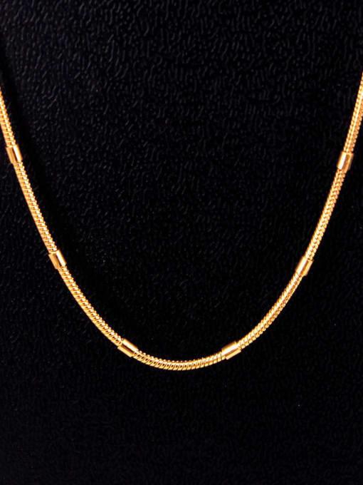 K.Love Titanium Steel  Minimalist Snake Chain 3