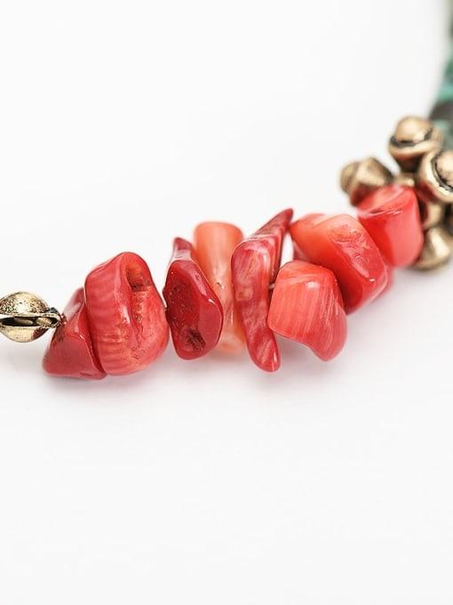 YAYACH Vintage natural stone Handmade Bracelet 2