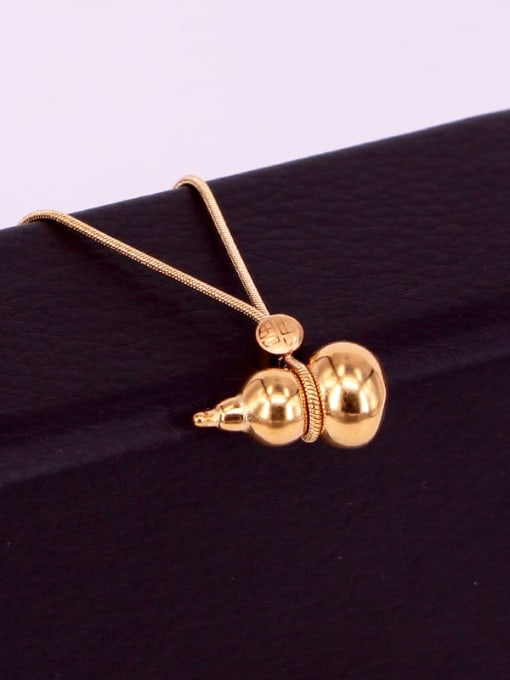 K.Love Titanium Steel Irregular Minimalist Necklace 1