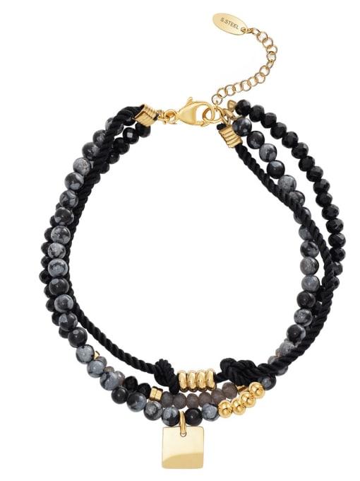 YAYACH Handmade diy simple personality stainless steel jewelry 1