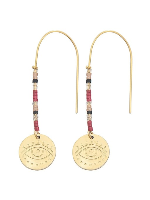 YAYACH Simple fashion temperament personalized Earrings