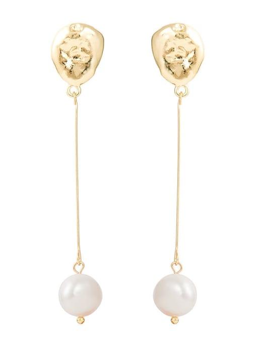 YAYACH Natural freshwater pearl earrings 0