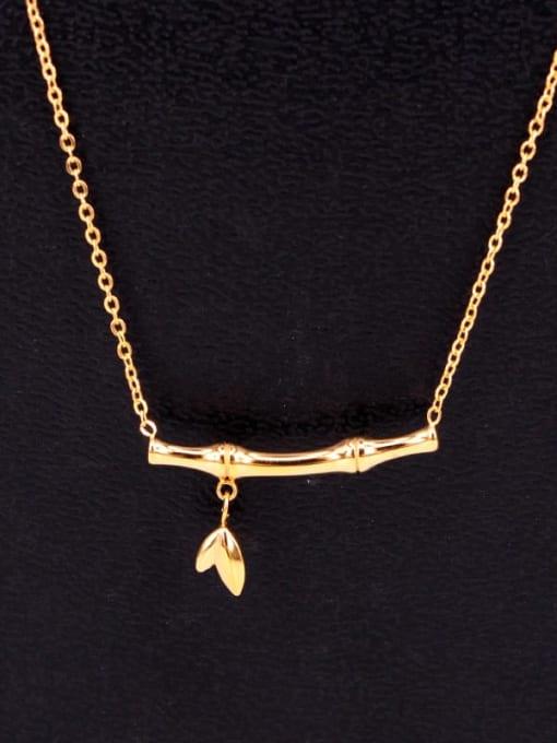 K.Love Titanium Steel Irregular Vintage Necklace 1