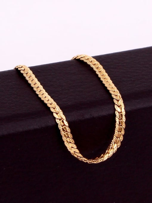 K.Love Titanium Steel Geometric Minimalist Necklace 3