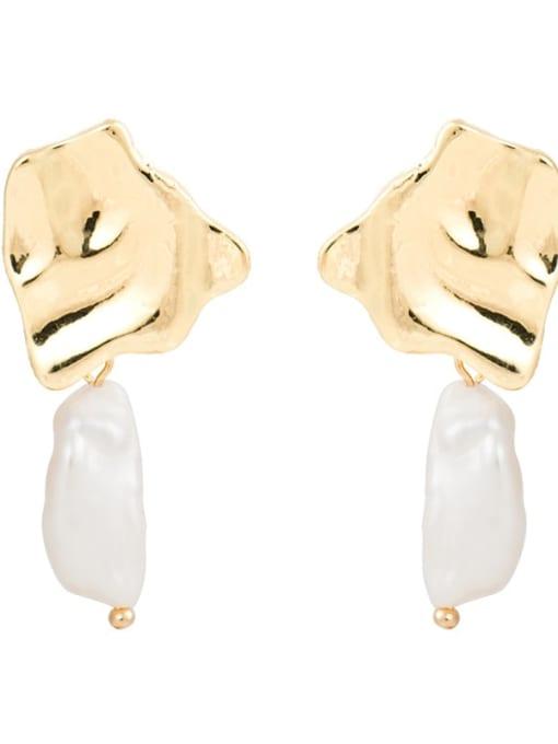 YAYACH Natural freshwater pearl earrings 1
