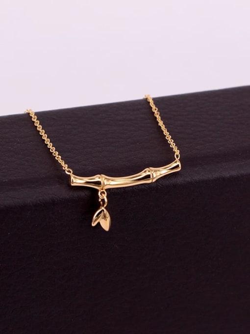 K.Love Titanium Steel Irregular Vintage Necklace 3