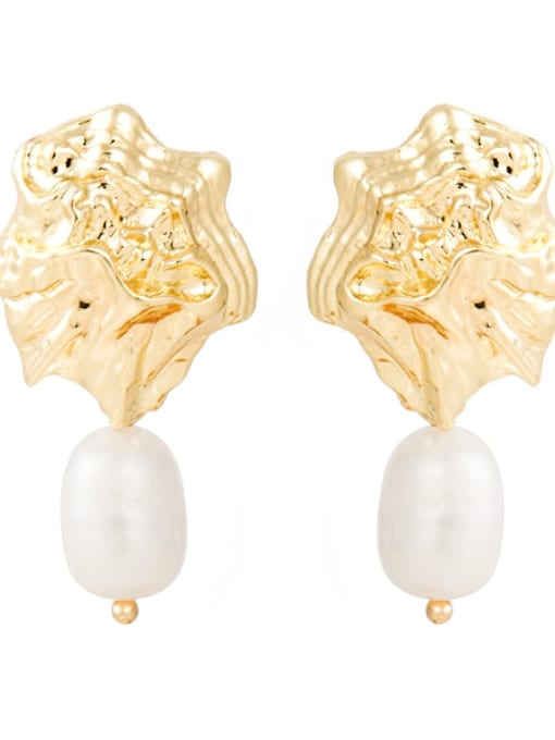 YAYACH Natural freshwater pearl earrings 3