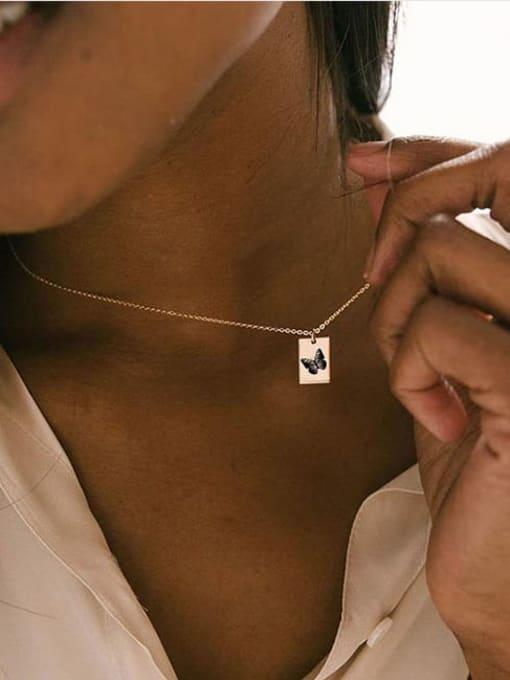 Desoto Custom Titanium Steel Constellation  Pendant Necklace 1