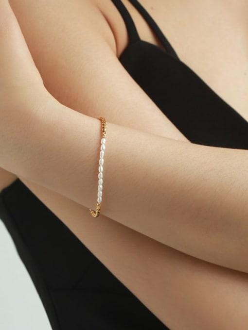 Five Color Brass Geometric Minimalist Choker Necklace 2