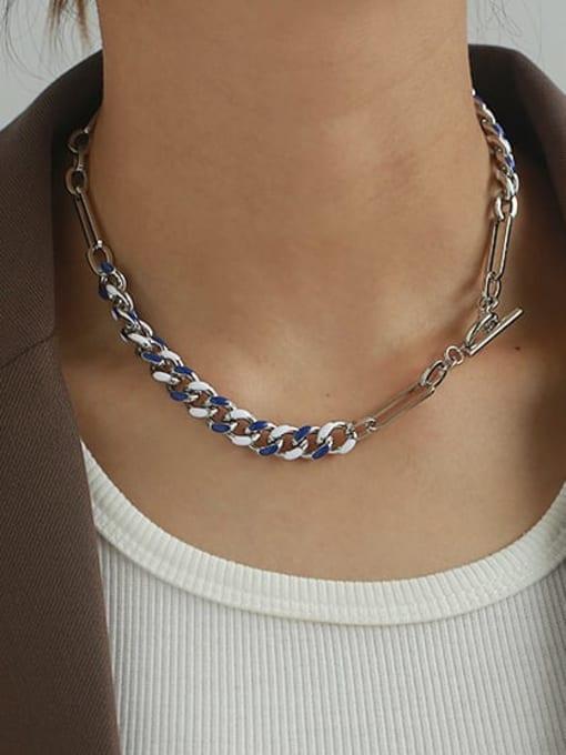 ACCA Brass Tassel Vintage Tassel Necklace 1