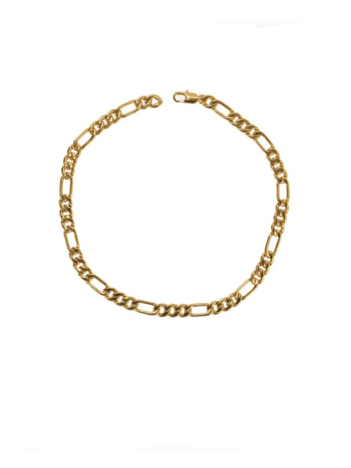 Necklace Brass Geometric Vintage Hollow chain Choker Necklace