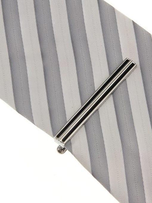 ThreeLink Brass Enamel Geometric Minimalist Pins & Brooches 1