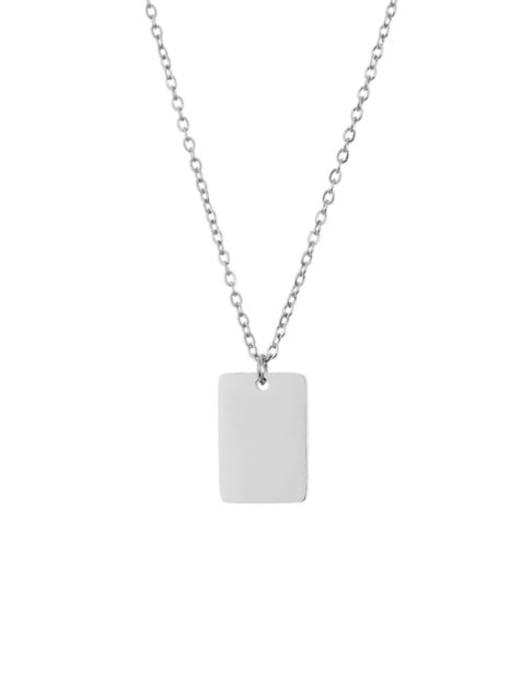 Desoto Custom Titanium Steel Constellation  Pendant Necklace 4