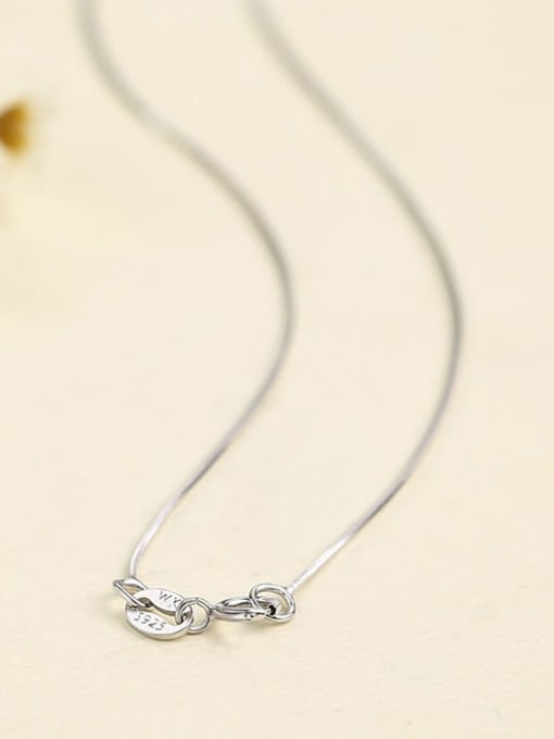 Supply 925 Sterling Silver Snake Chain 1