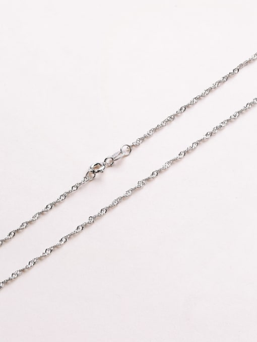 Supply 925 Sterling Silver Singapore Chain 3