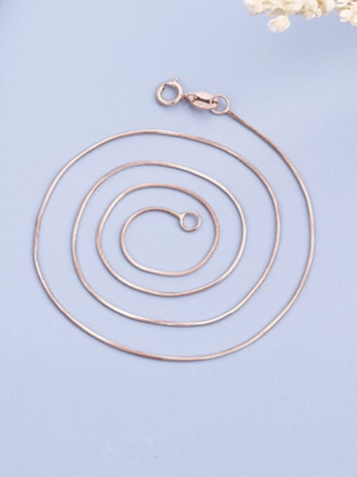 Supply 925 Sterling Silver Snake Chain 4