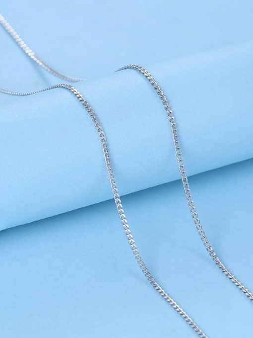 Supply 925 Sterling Silver Cable Chain