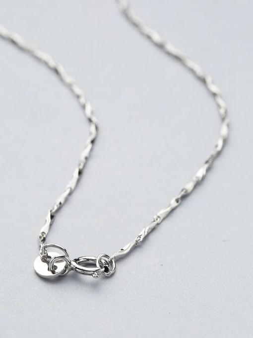 Supply 925 Sterling Silver Lengthen Ingot Chain 3