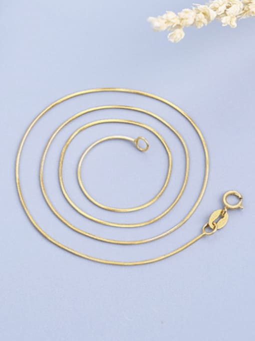 Supply 925 Sterling Silver Snake Chain 3