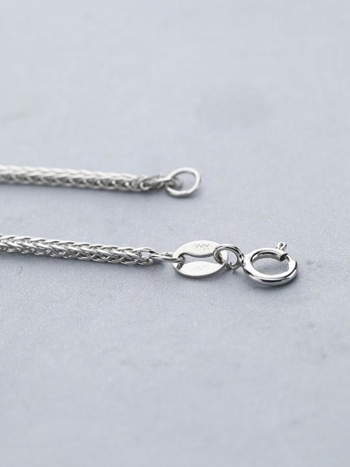 Supply 925 Sterling Silver Rope Chain 2