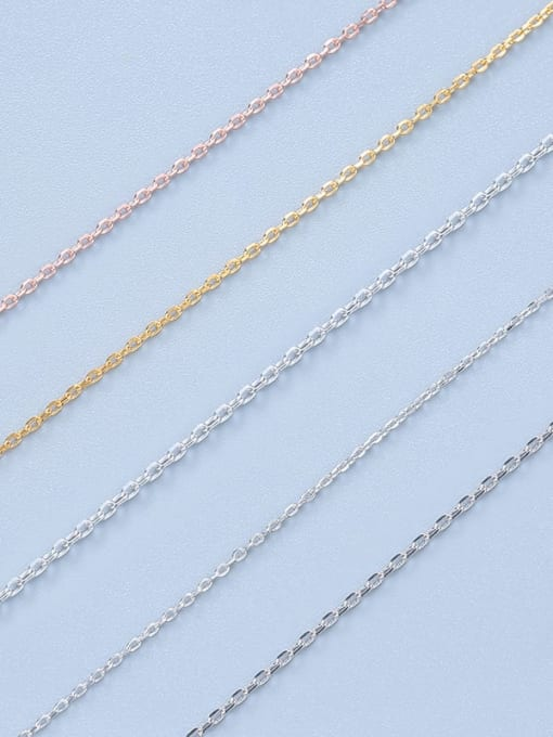 Supply 925 Sterling Silver Cable Chain 1