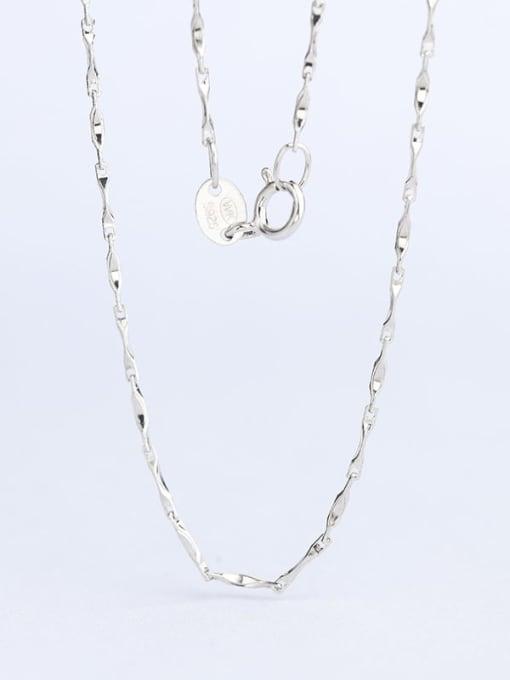 Supply 925 Sterling Silver Lengthen Ingot Chain 2