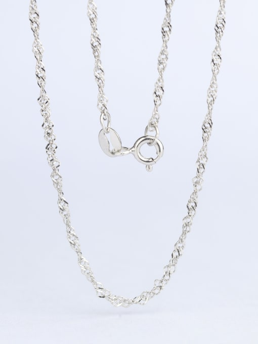 Supply 925 Sterling Silver Singapore Chain 2