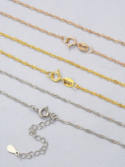 Supply 925 Sterling Silver Singapore Chain