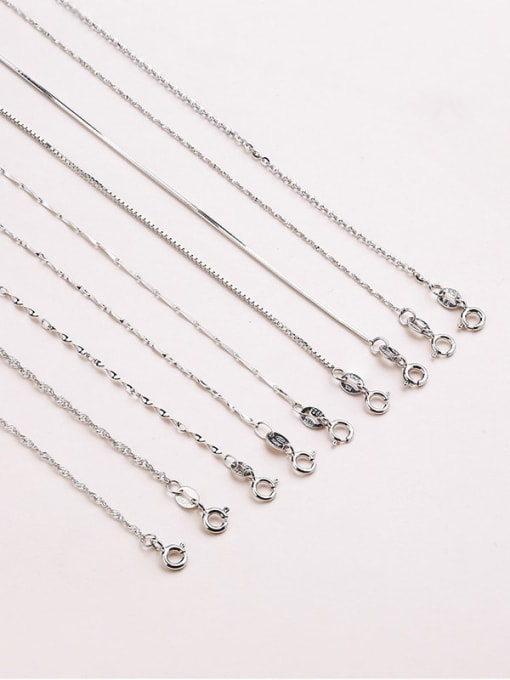 Supply 925 Sterling Silver Chains 2