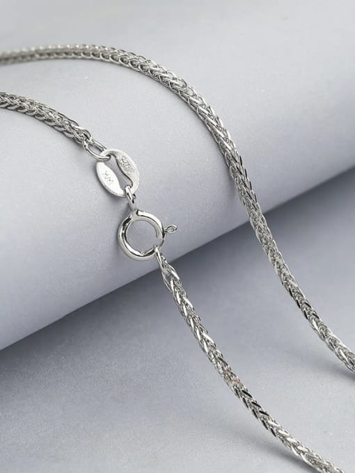 Supply 925 Sterling Silver Rope Chain