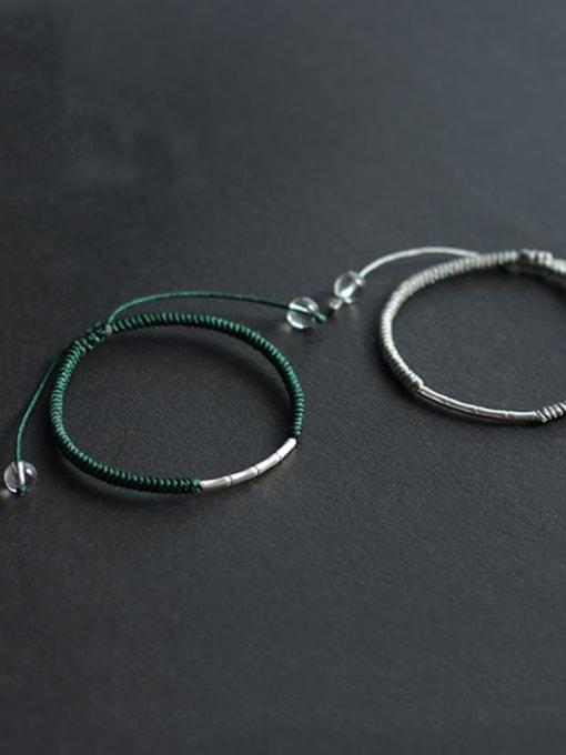LM 925 Sterling Silver Bracelet 0