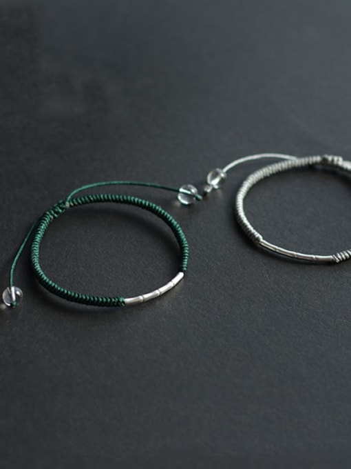 LM 925 Sterling Silver Bracelet