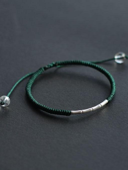 LM 925 Sterling Silver Bracelet 1