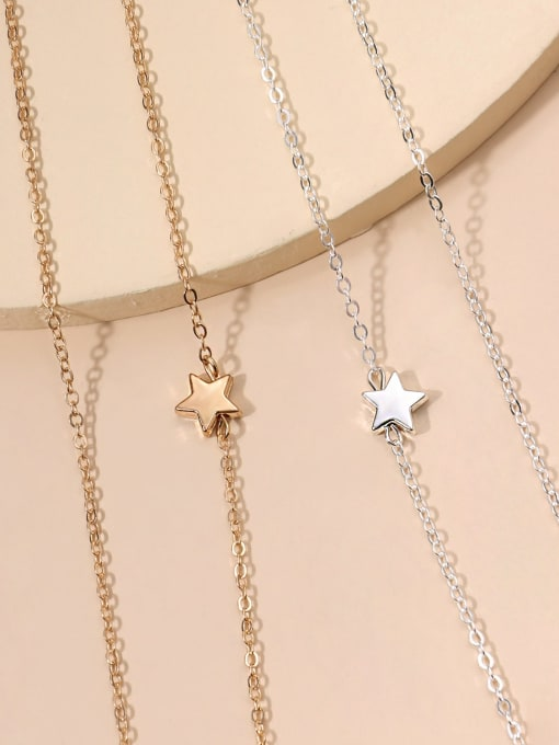 LM Alloy Star Body Belt Waist chain 2