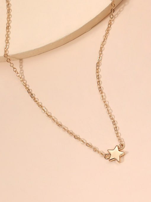 LM Alloy Star Body Belt Waist chain 3