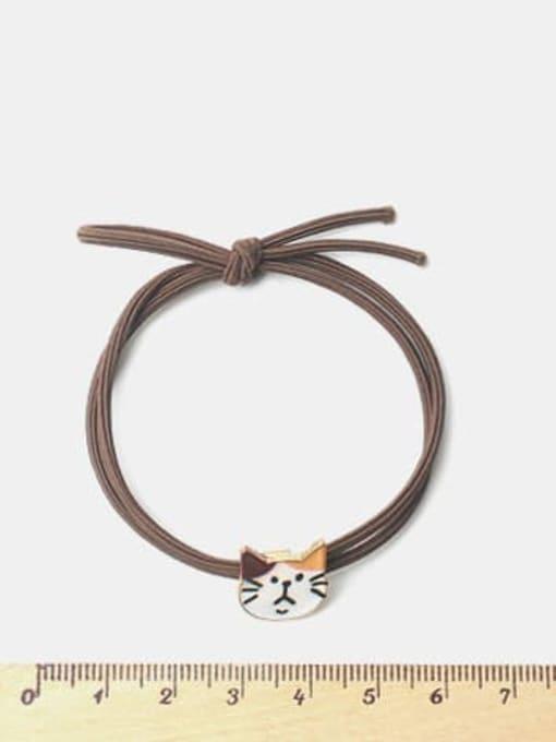 JoChic Cute Black Cat Hair Rope 1