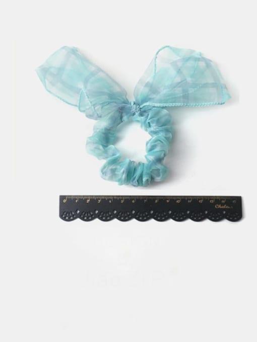 JoChic Yarn Minimalist Bowknot Hair Barrette 3