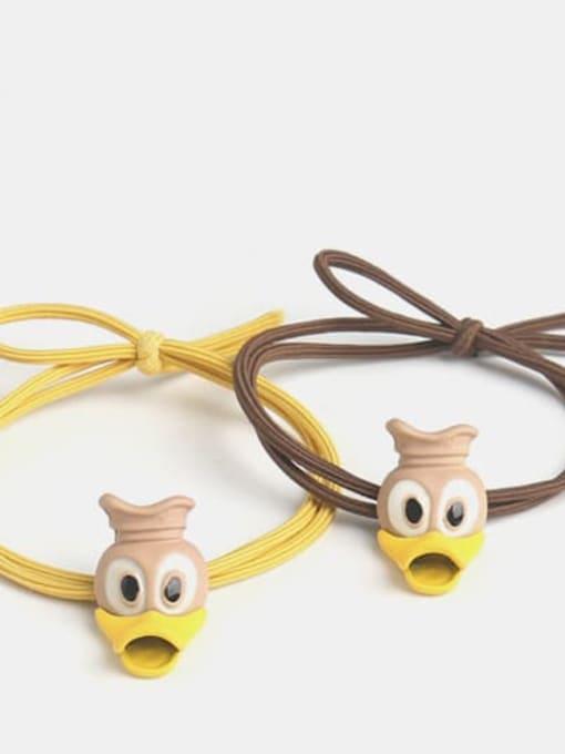 JoChic Cute Donald Duck   Hair Rope 1