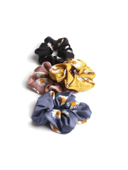 JoChic Fabric Minimalist Hair Barrette