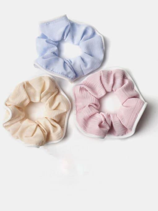 JoChic Minimalist Fabric  Hair Barrette 2