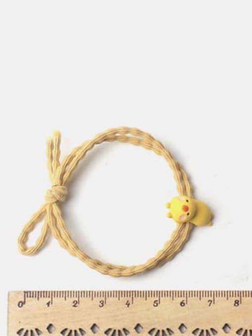 JoChic Alloy Cute Icon  Hair Rope 1