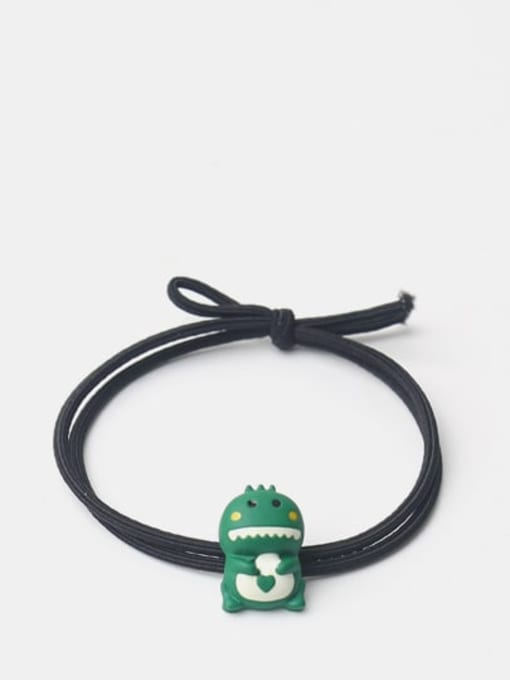 Green 1 Cartoon animal Hair Rope