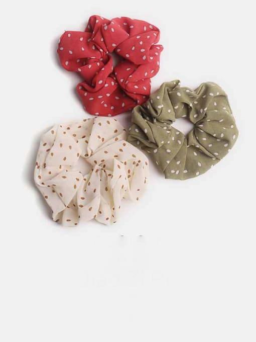 JoChic Fabric Minimalist Hair Barrette 0