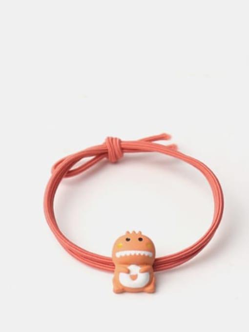 orange Cartoon animal Hair Rope