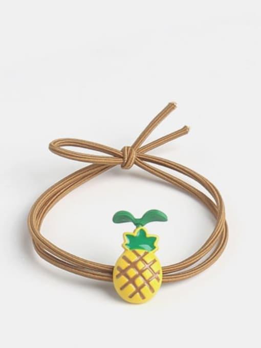 Long grass pineapple Cute Long Grass Radish Long Grass Pineapple Hair Rope